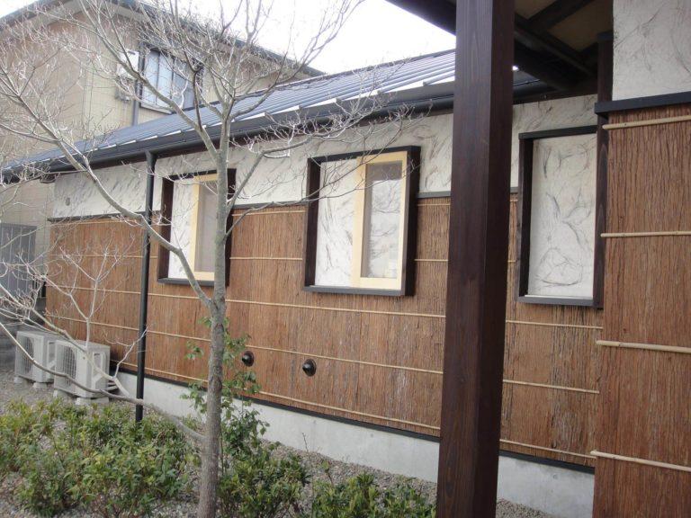 杉皮(外壁)