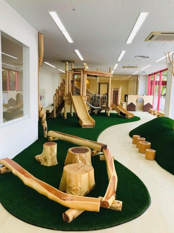 桧枝タイコ、杉枝タイコ、丸太イス、自然木